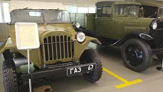 Музей ретро автомобилей в межигорье