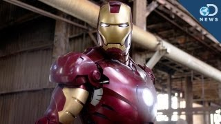 Real Life Iron Man Suits