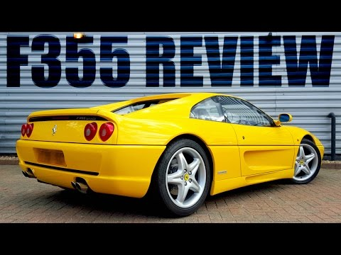 🐒 MY FIRST FERRARI - 355 BERLINETTA REVIEW