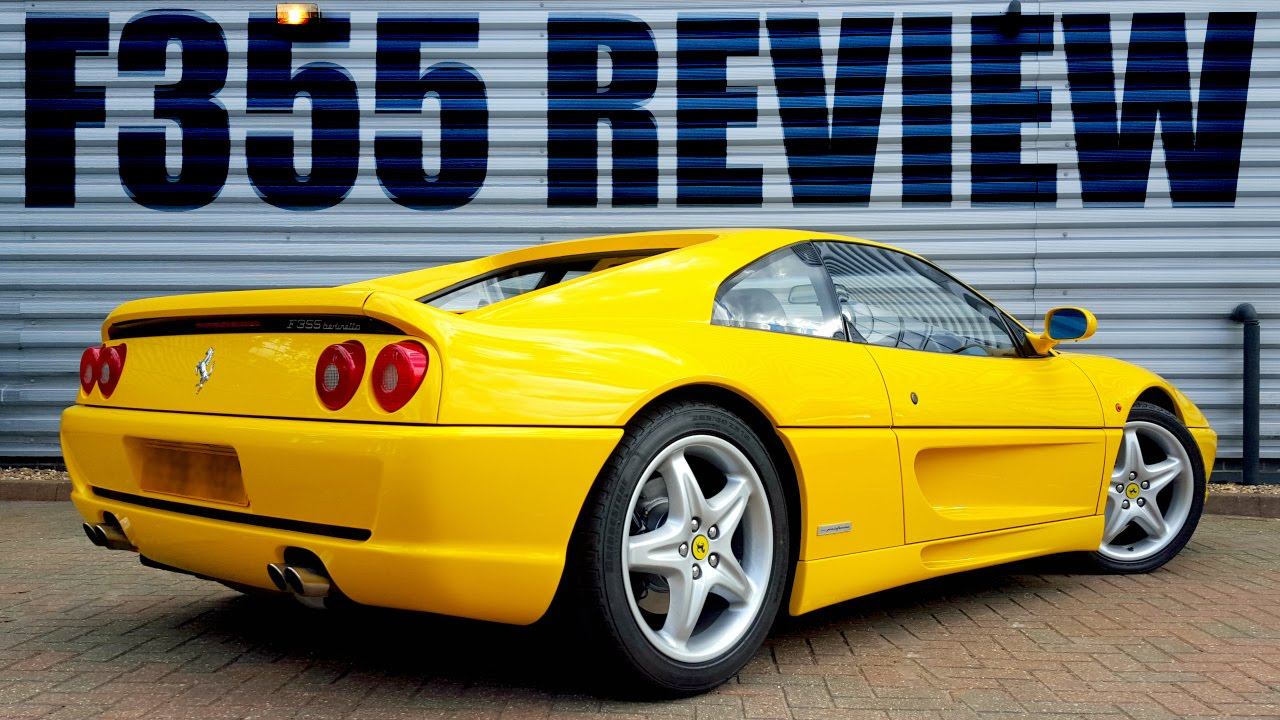 🐒 MY FIRST FERRARI - 355 BERLINETTA REVIEW - YouTube