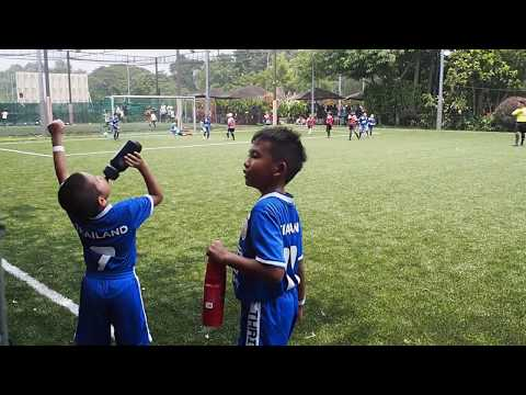 SingaCup 2019 U8 Oaz Football Academy (Thailand) U8 First Kick Excellence (Singapore) U8 Q2