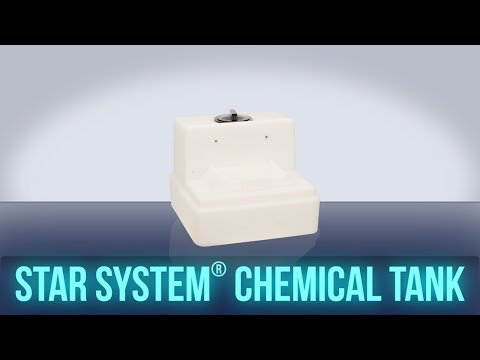 STAR SYSTEM® Chemical Tank