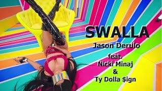 Download Swalla - Jason Derulo feat. Nicki Minaj & Ty Dolla $ign - Drum cover MP3 song and Music Video