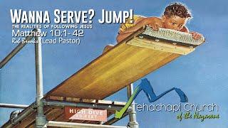 Wanna Serve? Jump! 06:28:2020