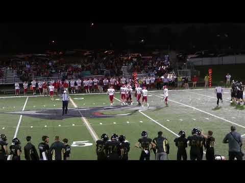 Paola KS vs Fort Scott Ks Football