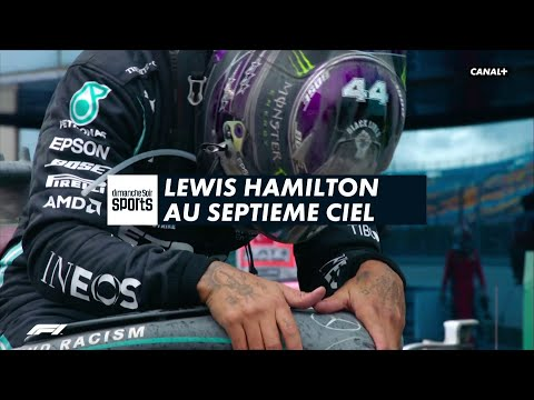 Grand Prix de Turquie : Lewis Hamilton au septième ciel