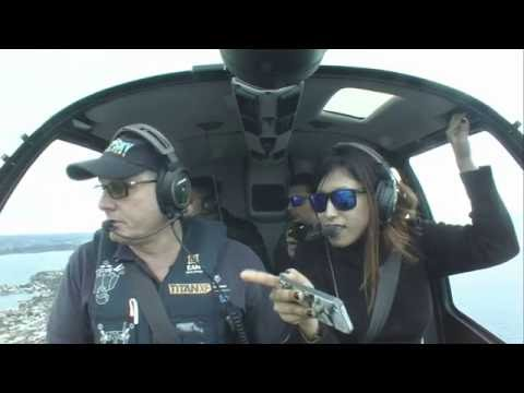Sydney Chopper Ride - Ayush Poudyal