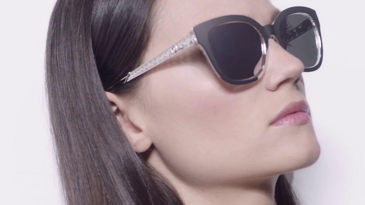 e095454da85 Dior Diorama Sunglasses - YouTube
