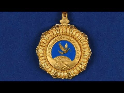 China's Friendship Medal to make debut Friday