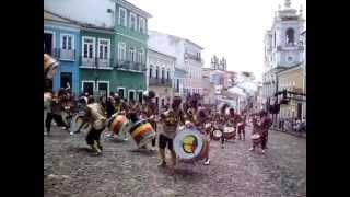 OLODUM - PELOURINHO - SALVADOR - BAHIA