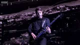 Muse - Reapers live (Big Weekend) (first play with new gear)