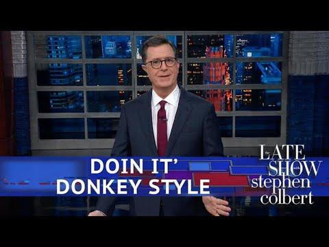 Donkey Style: Bernie's Humble Beginnings