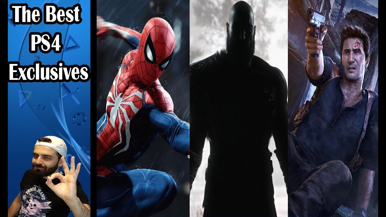 The Best PS4 Exclusives - Fox View Games