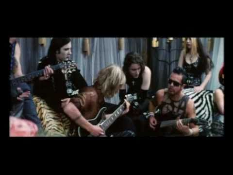 Queen of the Damned - Band Backstage (Deleted scene XIII)