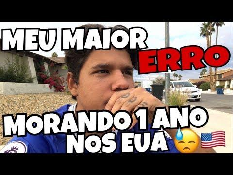 #UMNA2/EP.26 - MEU MAIOR ERRO MORANDO NOS EUA