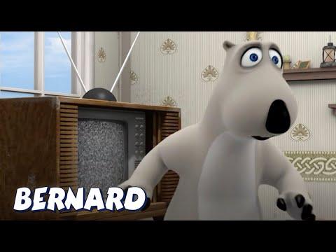 Bernard Bear | The T.V. Aerial AND MORE | Cartoons For Children | Full Episodes