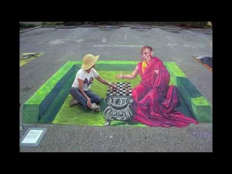 Most Amazing 3D Street Art Illusions – Part 4