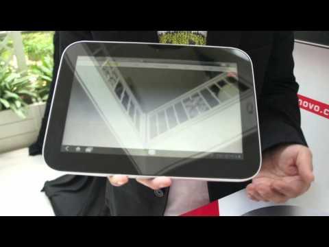 Lenovo launches the IdeaPad K1 tablet