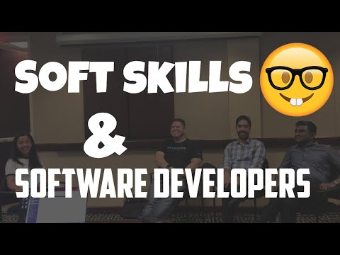 use soft skills to land your first job as a software developer