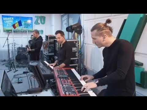 Andra - Mai Frumoasa Live la Radio Zu ( Cover Laura Stoica )