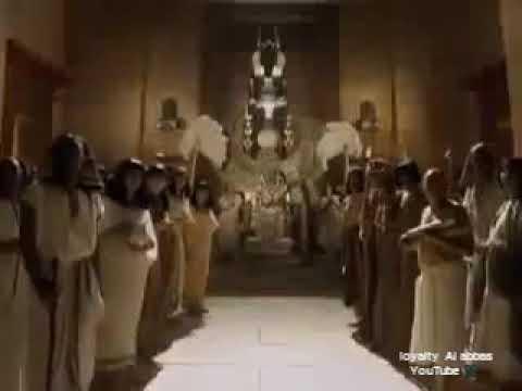 مواجهة نبي الله موسى ل سحرة فرعون - YouTube