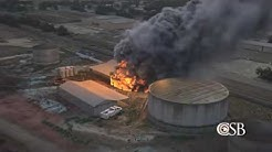 West Fertilizer Company Explosion in West, Texas