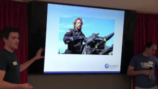 Achieving Secure Continuous Delivery  - Chris Rutter and Lucian Corlan