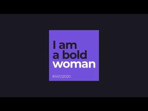 #IAmABoldWoman DE