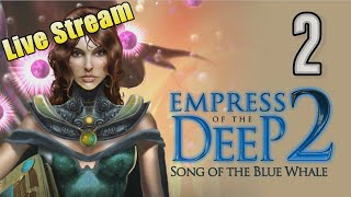 Empress of the Deep 2: Song of the Blue Whale  [02] w/YourGibs - Part 2 - Poem Reading