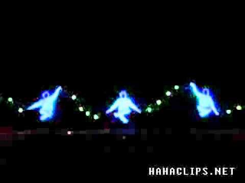 Танцующие в темноте