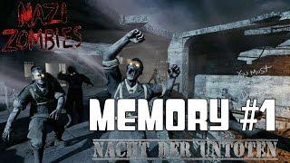 World At War Natch der Untoten Memory #1 : La carte qui a fais que le mode zombie existe encore