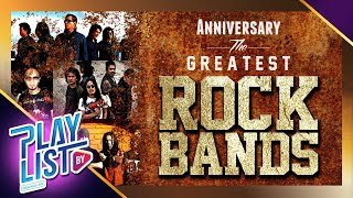 THE GREATEST ROCK BANDS [ ร็อกฮิต 80s 90s 2000s ] Micro , Fly , Silly Fools , Band