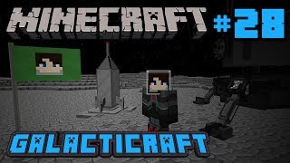 Minecraft 1.6 FTB: Galacticraft - S2E28 - Falling back to Earth