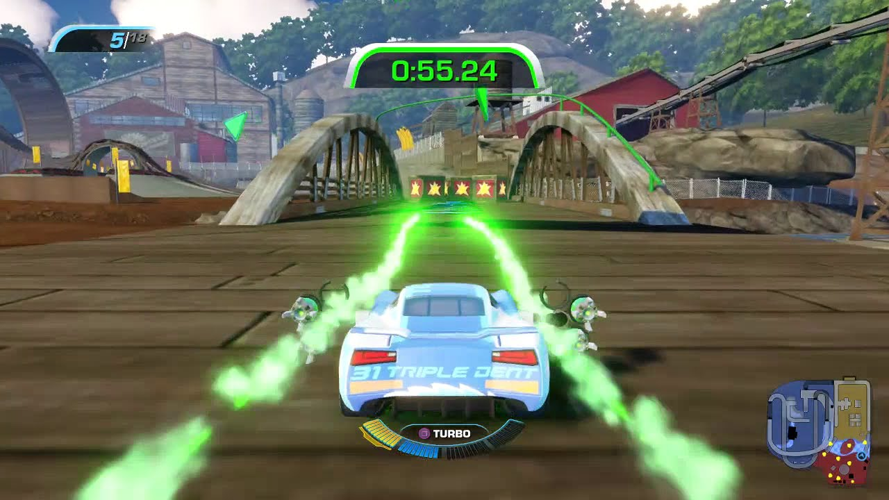 Cars 3 Driven To Win Achievement Guide Road Map
