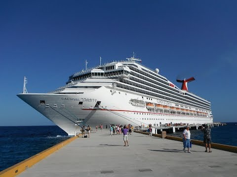 Carnival Conquest 2017 - 2018 Review