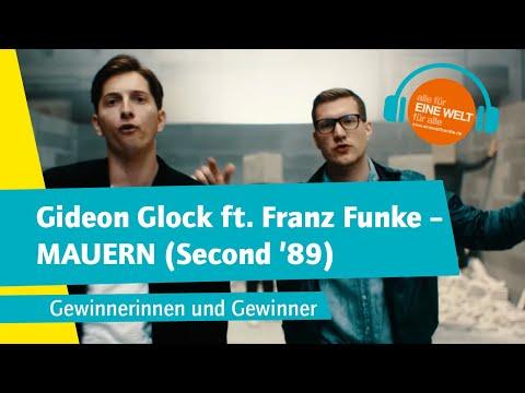 Gideon Glock ft. Franz Funke - MAUERN (Second '89)