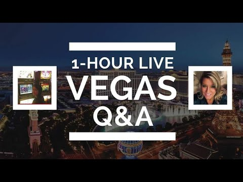 All About LAS VEGAS Q&A with Vegan Slot Girl and Dixie Chick Slots!