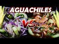 Guerra de AGUACHILES!! | Receta 3X1 | ¿Cuál te gusta más?