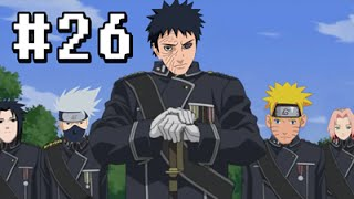 Madara Milgrau #26 - Rock lee vs Melody, Madara Funeral