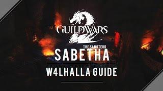 Sabetha Raid Guide
