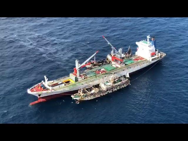 Alerta! Más de 300 barcos chinos amenazan costas peruanas 1