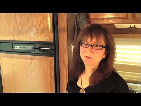 An RV refrigerator feature you may not know about