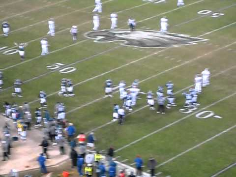2010 Colts vs Eagles; Asante picks off Manning