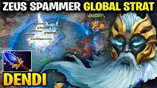 Dendi Global Strategy - Zeus New Spammer