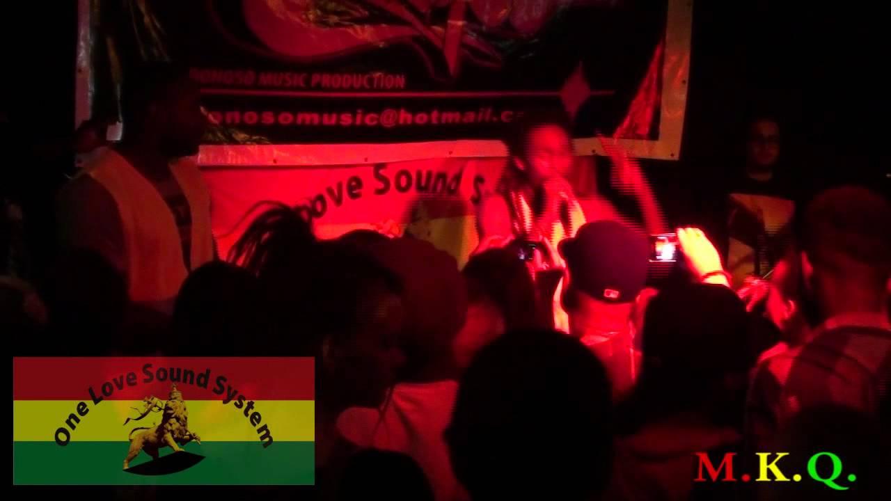 Jah Cure live at Gothenburg part 2