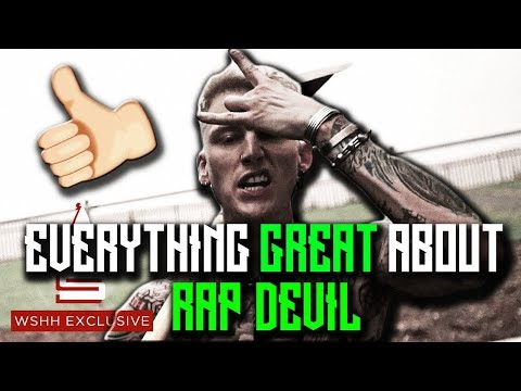"Everything GREAT About Machine Gun Kelly's ""Rap Devil"""