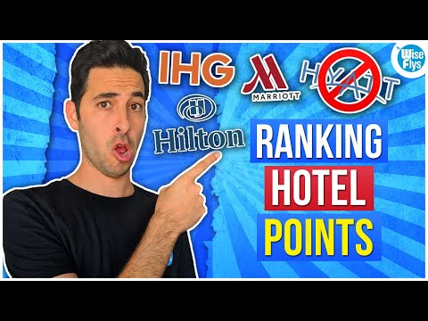 Ranking Hotel Points From Worst To Best