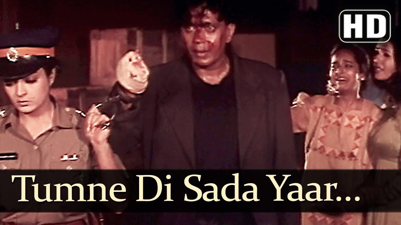 Is Tarah Ye Dil Tumpe (HD) - Kaalia Songs - Mithun Chakraborty - Deepti  Bhatnagar - Udit Narayan