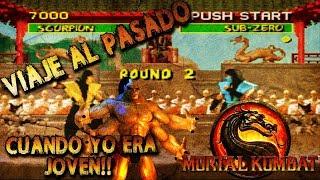 Un Viaje Al Pasado: Mortal Kombat y El Fataliti De Scorpion