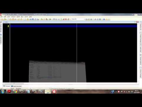 Video 4 - for loop, input, variables, if statement